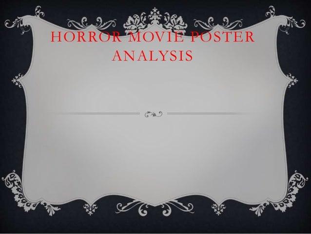horror film essays