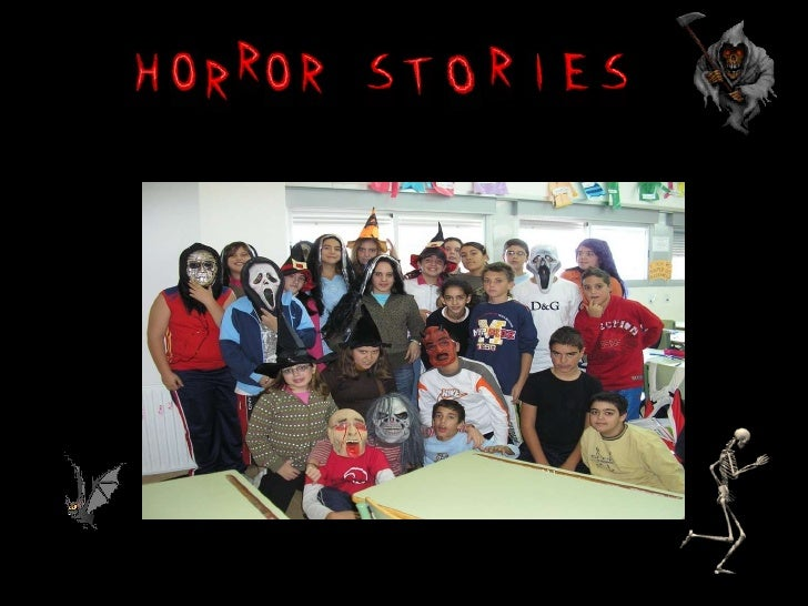 Horror stories 3º eso