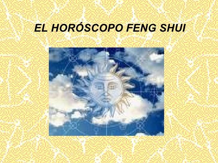 Horóscopo Feng Shui