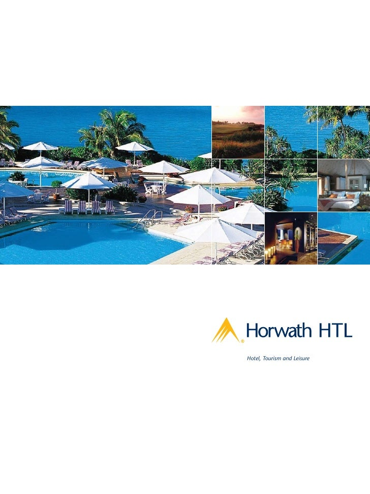 Hospitality Law Conference Sponsor - Horwath HTL