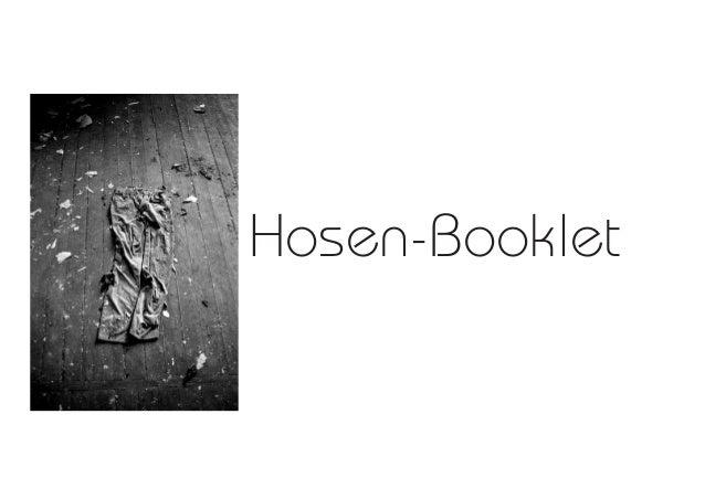Hosen-Booklet