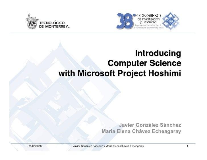 200801 Project Hoshimi