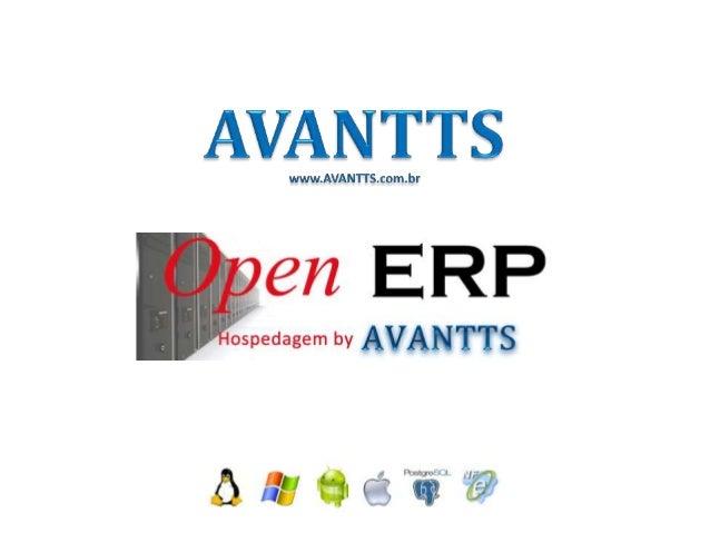 Sobre OpenERP OpenERP é a solução em gestão empresarial mais completa e flexível, com vários casos de sucesso nos mais div...