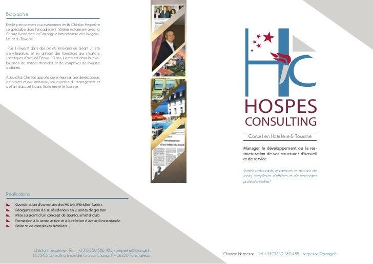 Hospes Consulting