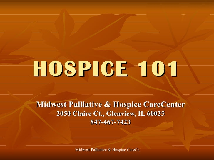 Hospice 101 Phases Of Grief Nov 3 2006