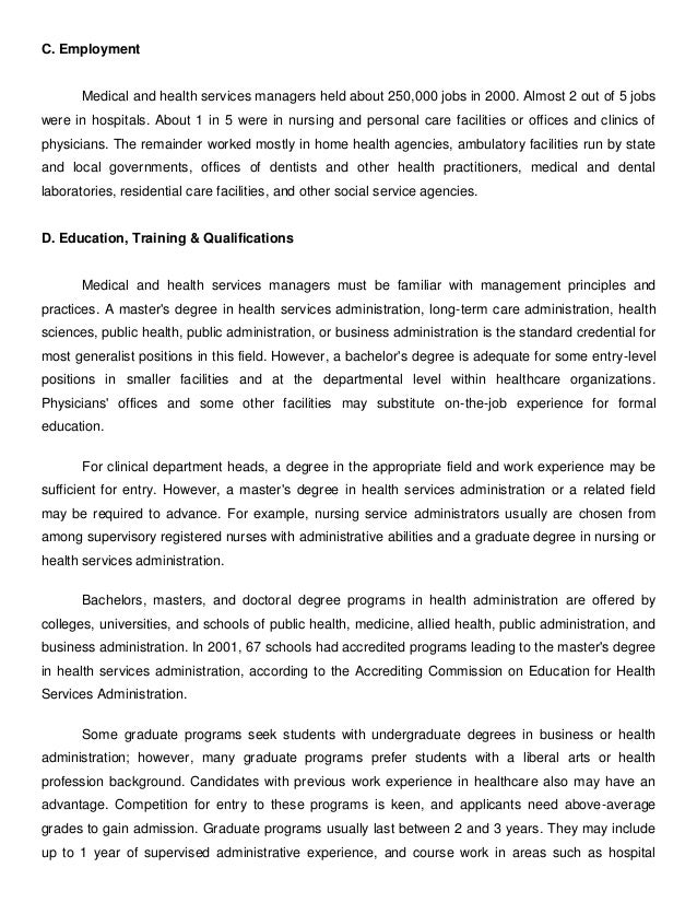 business administration level 2 essay example What are good example topics for college admissions essays the college admissions essay is your chance to tell the admissions committee about yourself.