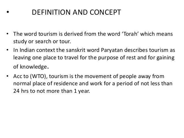 Sex tourism definition wto