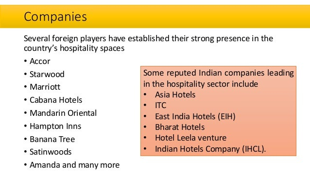 the indian hospitality report
