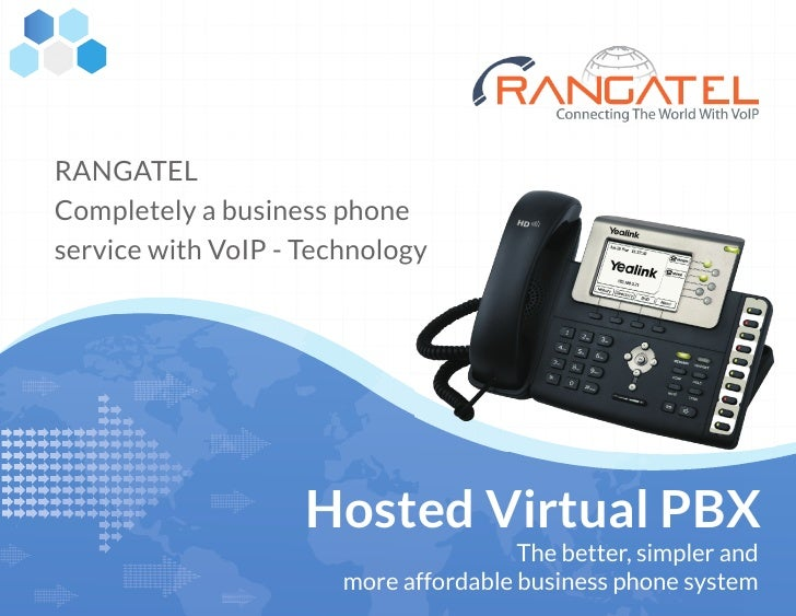 Hosted pbx brochure