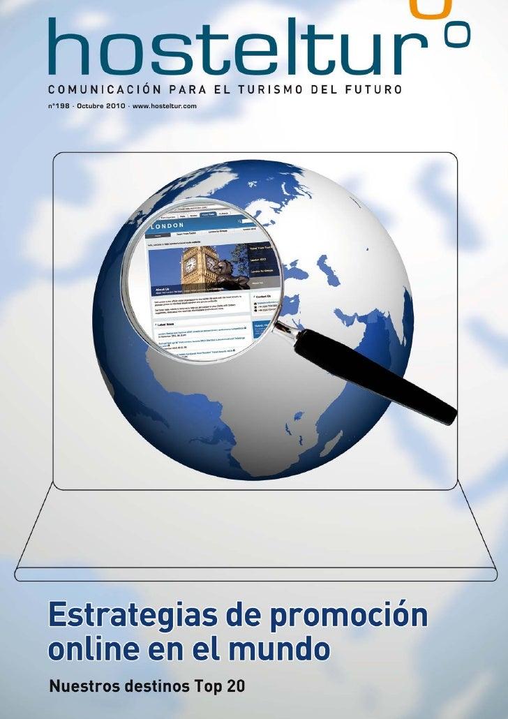Hosteltur 198 estrategias de promocion online en el mundo