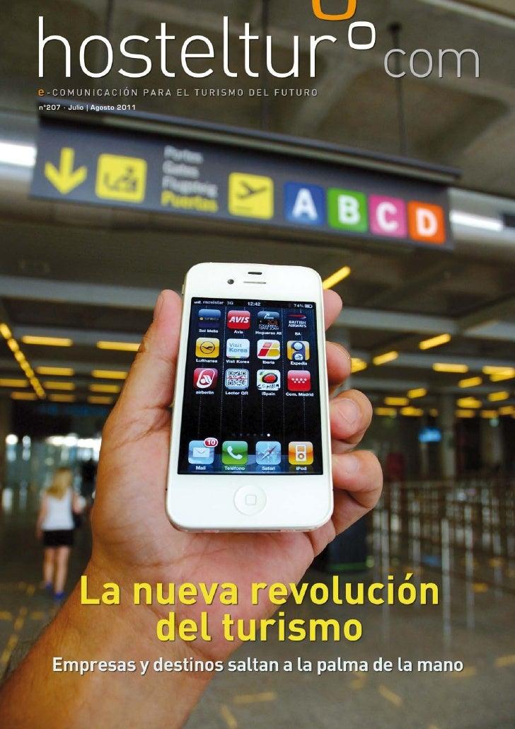 Hosteltur 207 la nueva revolucion del turismo