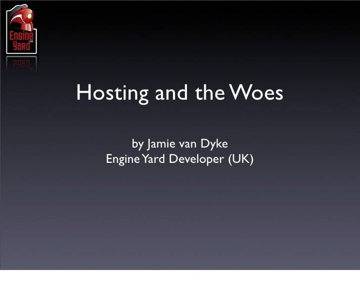 Rails Hosting and the Woes