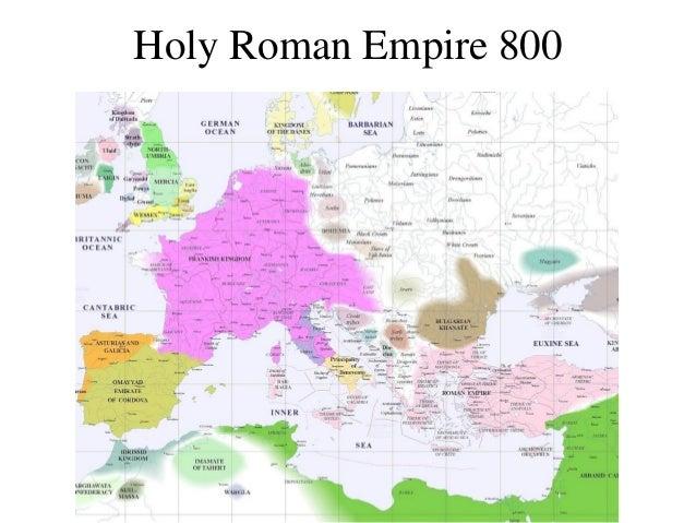 33 Holy Roman Empire 800