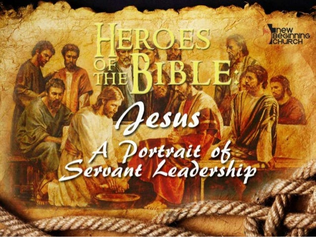 Heroes of the Bible Part 04 Jesus - english