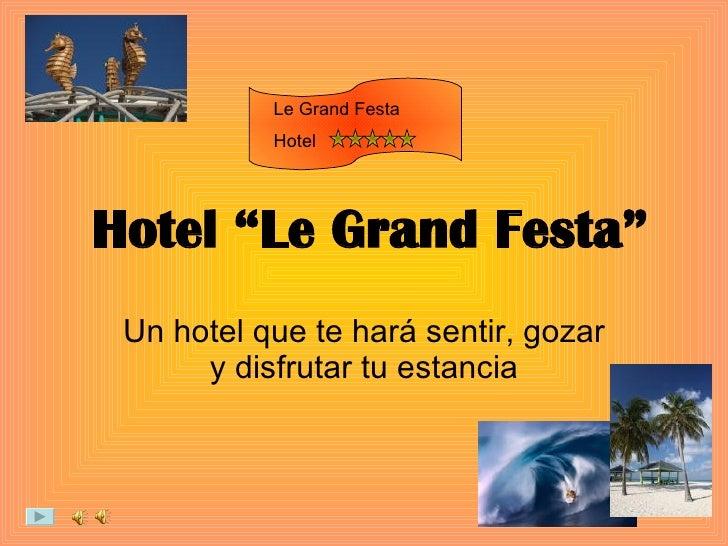 Hotel Informatica