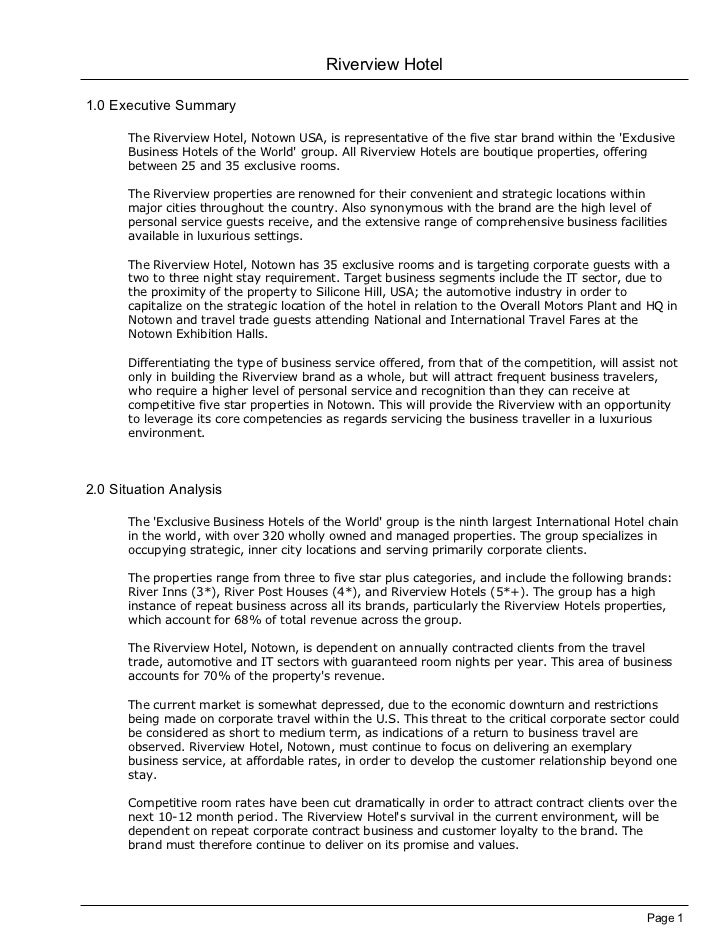 note on conclusion of hospitality marketing How does technology affect the hospitality industry these hospitality industry marketing professionals provide valuable information about updated amenities and special promotions to site visitors who are actually interested in what the marketers have to say conclusion in the largely.