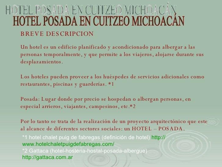 Hotel Posada En Cuitzeo Michoacan 2c