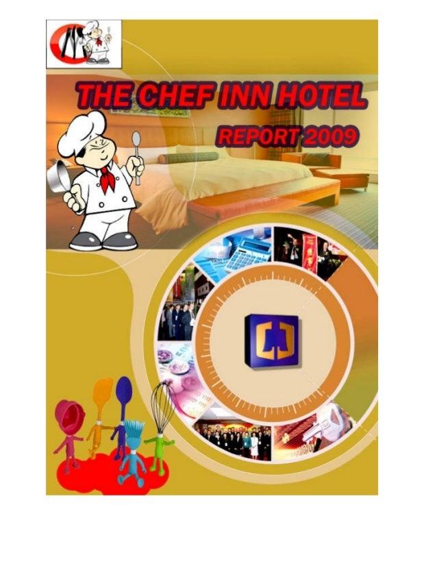 Hotel-report-2009 kashif-final