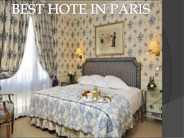 Hotel de vigny in paris