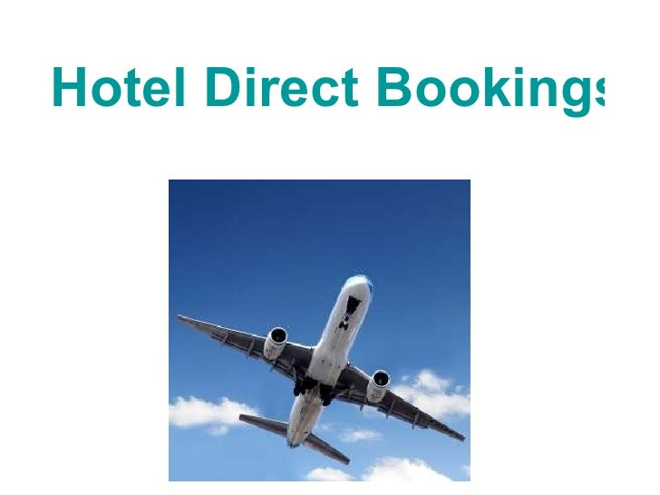 Hotel Direct Bookings
