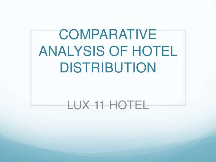 Hoteldistribution
