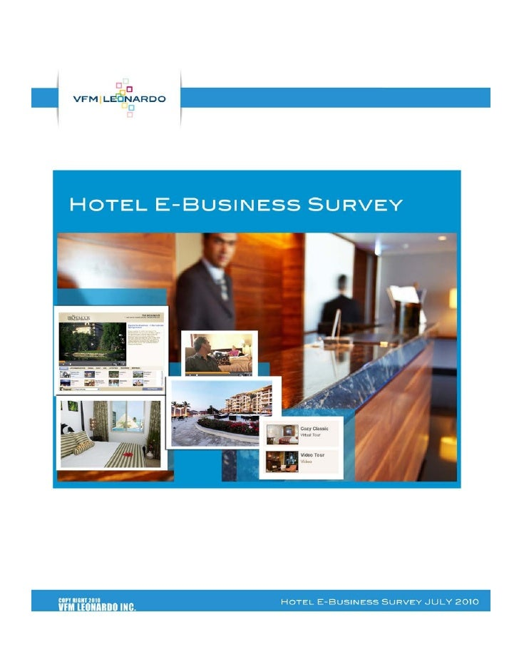 Hotel e businesssurveyreport2010-0