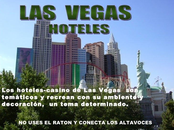 Hoteles En Las Vegas
