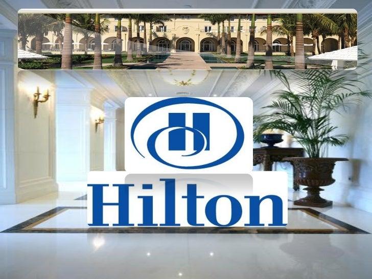 Hoteles hilton