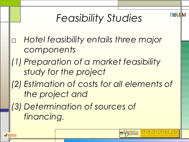 feasibility study of a resort And environmentally friendly spas, wellness retreats, resorts and getaway  packages  this feasibility study concludes by providing a series of core  strategies.