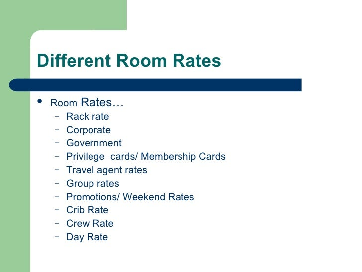 Introduction To Hotel Front Office