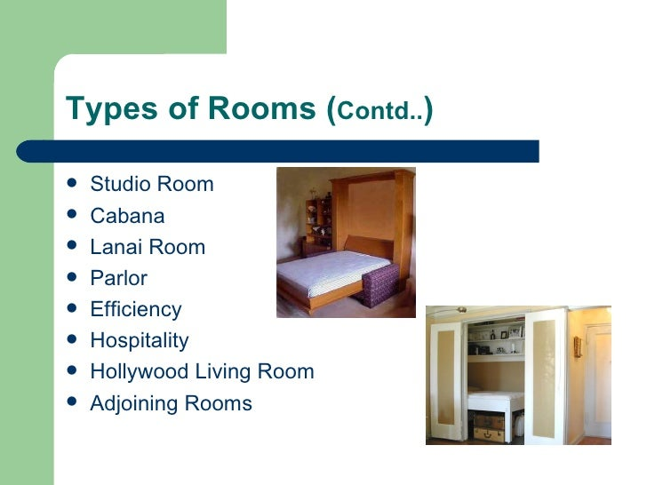 Room Hotel Type Images