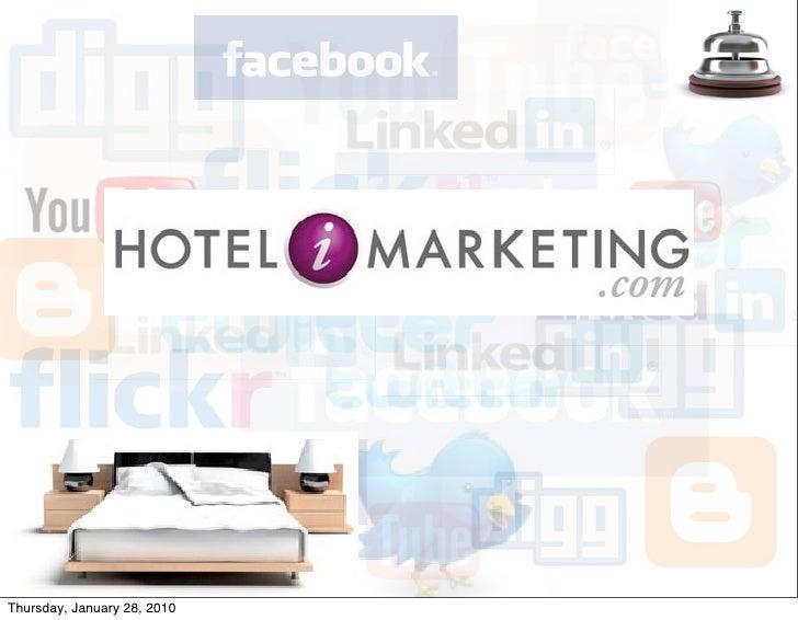 Hoteli Marketing Social Media