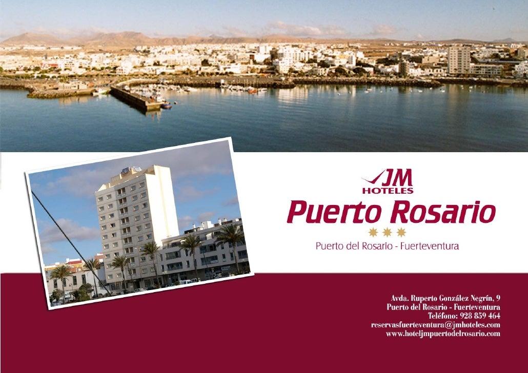Hotel jm puerto del rosario - Pension puerto del rosario ...