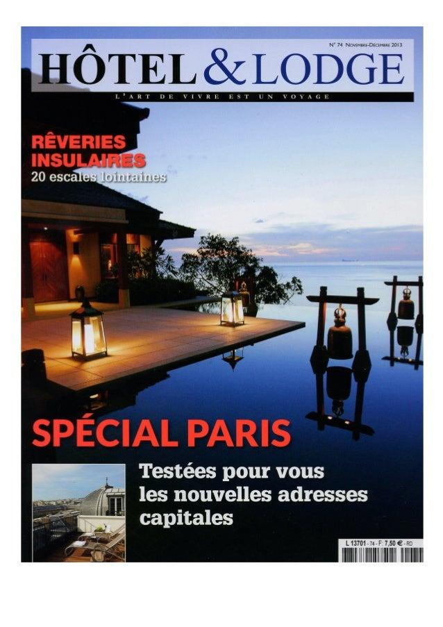 HÔTEL & LODGE - Escales en îles Maurice : objectif bien-être