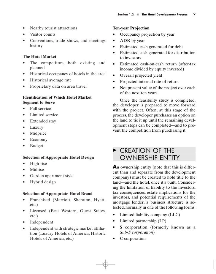 Essays for hospitality management