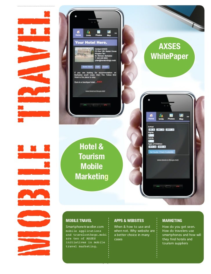MOBILE TRAVEL                                                    AXSES                                                    ...