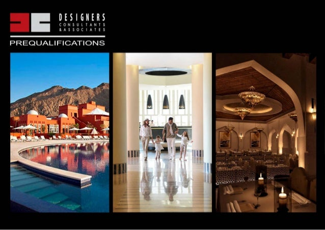 """Hotels designed by """" DESIGNERS Consultants"""" in Egypt and various African Countries"""