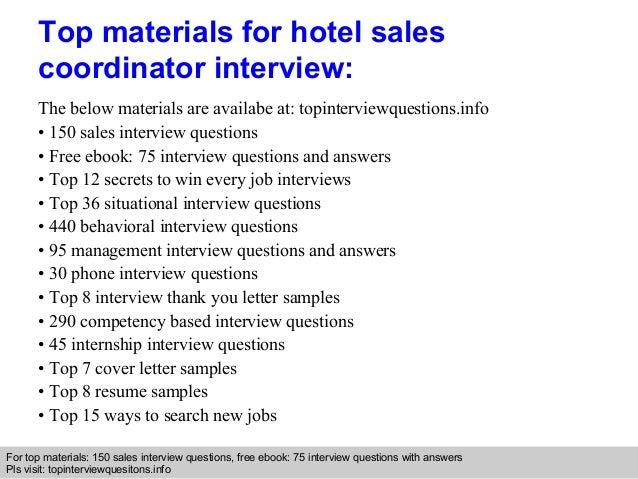 sales coordinator description marketing coordinator