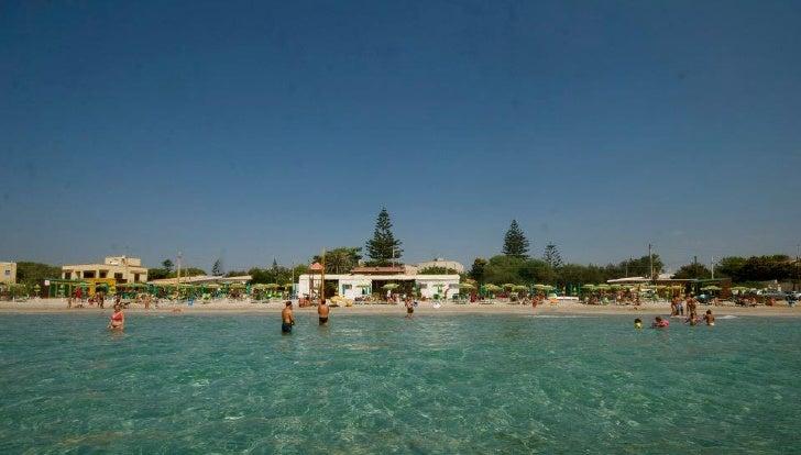 Hotel Sicilia E Mare  La Spiaggia Di Mazara Del Vallo