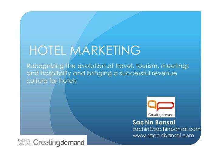 Hotel Social Engagement