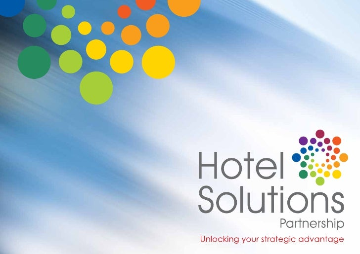 © The Hotel Solutions Partnership Ltd