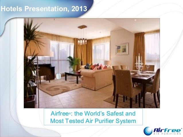 The best Air purifier for Hotels