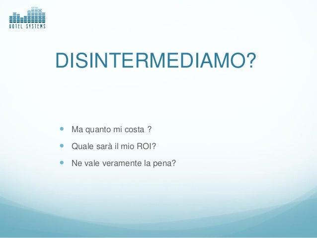 Le reti sociali come strumento di vendita - HotelSystem   whr - roma