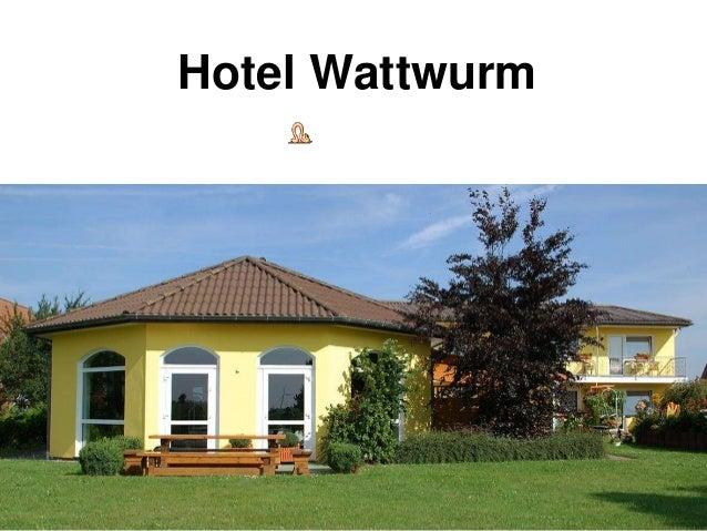 Hotel Wattwurm
