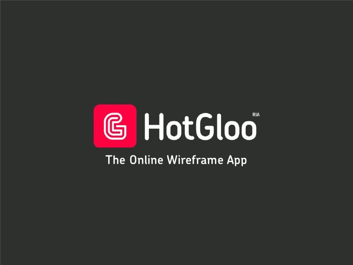 The Online Wireframe App
