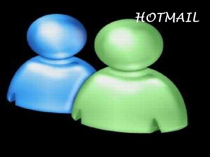 HOTMAIL<br />