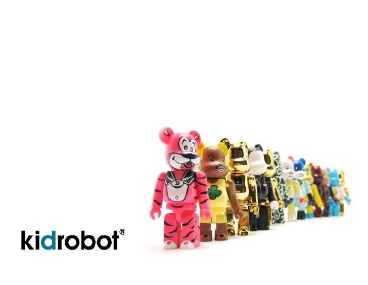 kid robot