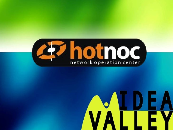 HOTNOC - WEB Network Operation System Monitoring by IdeaValley