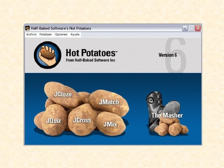 Tutorial de Hot potatoes 6.3