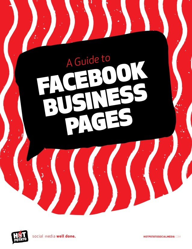A Guide to Facebook Business Pages